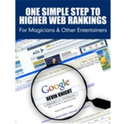 One Simple Step To Higher Web Rankings For Magicians by Devin Knight