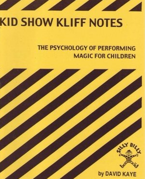 David Kaye - Kid Show Kliff Notes