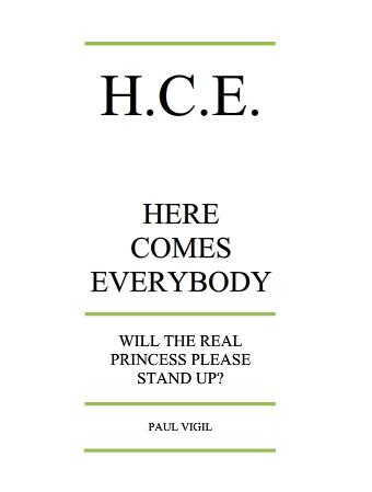 Paul Vigil - HCE (Here Comes Everybody)