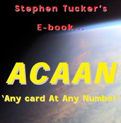 Stephen Tucker - ACAAN