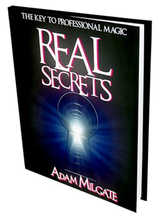 Real Secrets by Adam Milgate