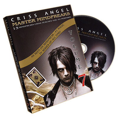 Master Mindfreaks Vol. 7 by Criss Angel (video download)