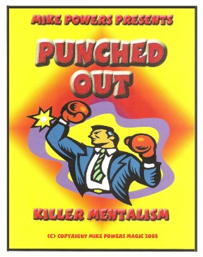 Mike Powers - Punched Out (Killer Mentalism)