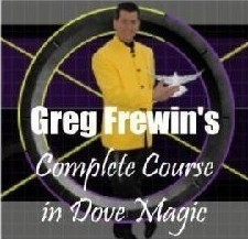 Greg Frewin's complete course in Dove magic 3sets