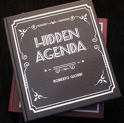 Hidden Agenda by Roberto Giobbi PDF