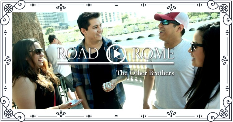 Road to Rome by Darryl Davis and Daryl Williams