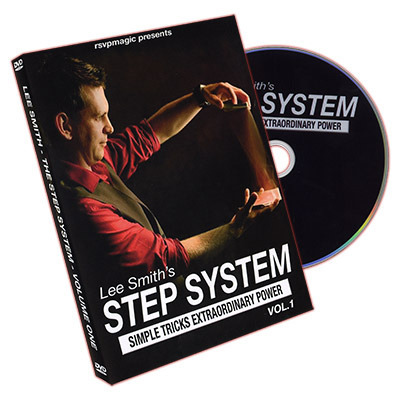 The Step System by Lee Smith & RSVP Magic