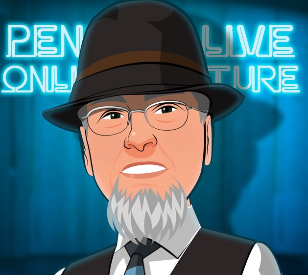 Mike Powers LIVE (Penguin LIVE)