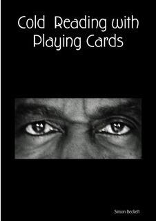 Simon Beckett - Cold Reading with Playing Cards