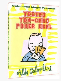 Aldo Colombini - Tested Ten Card Poker Deal