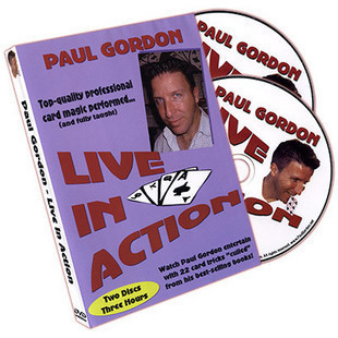 Paul Gordon - Live In Action (1-2)