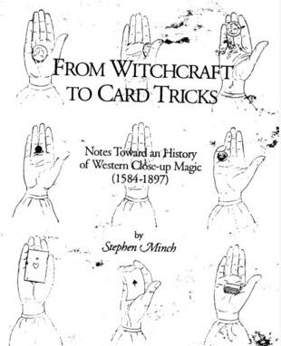 Stephen Minch - From Witchcraft to Card Tricks