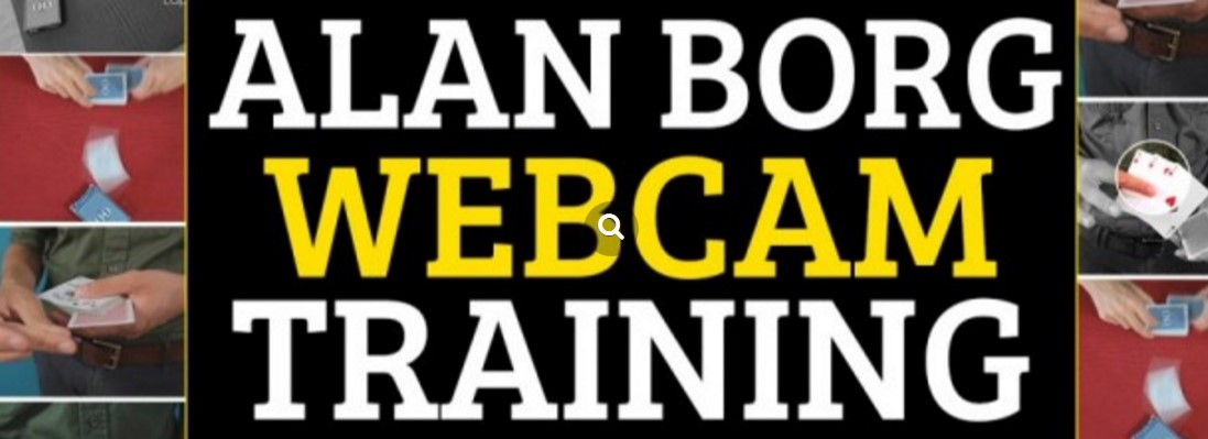 Webcam Training by Alan Borg (Video Download)