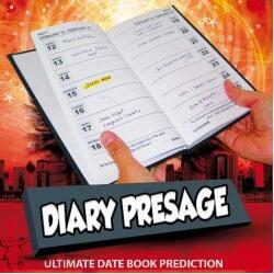 Paul Romhany & Mike Maione - Diary Presage Instructions