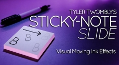 The Sticky-Note Slide by Tyler Twombly (video download)