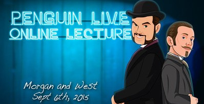 Penguin Live Online Lecture - Morgan and West