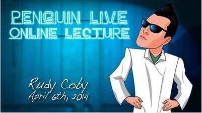Rudy Coby LIVE (Penguin LIVE)