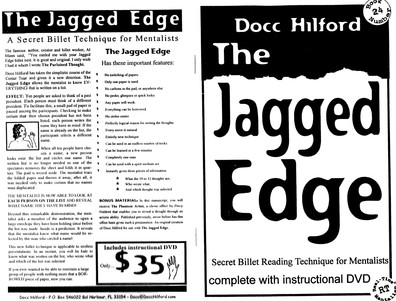 Docc HIlford - The Jagged Edge