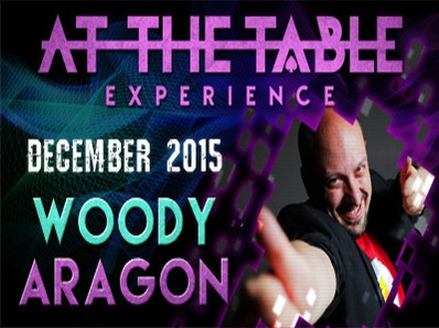 At the Table Live Lecture - Woody Aragon