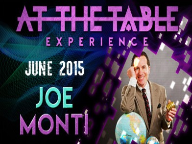 At the Table Live Lecture - Joe Monti