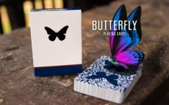Butterfly Playing Cards by Ondrej Psenicka