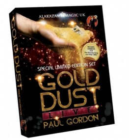GOLD DUST LIVE BY PAUL GORDON 3 DVD Set