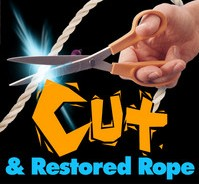 Cut and Restored Rope (Instant Download)