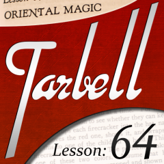 Tarbell 64 Oriental Magic