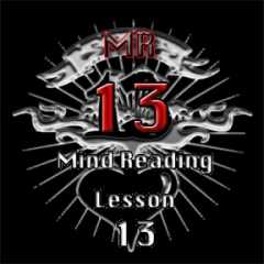 Kenton Knepper - Mind Reading Lesson 13