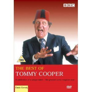 Tommy Cooper - The Very Best Of Tommy Cooper (video download)