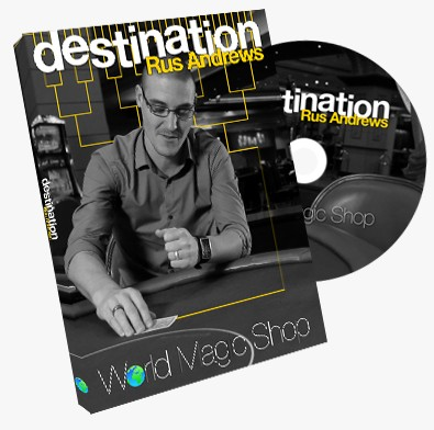 Destination by Rus Andrews (Download)