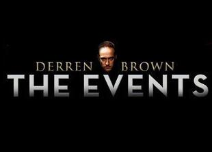 Derren Brown - The Events - How to Be a Psychic Spy