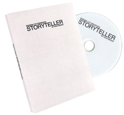 Storyteller by Ravi Mayar and Enigma LTD. video download