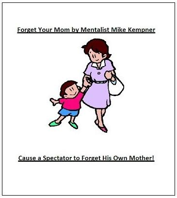 Mike Kempner - Forget Your Mom