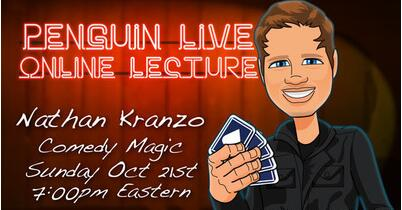 Nathan Kranzo Penguin Live Online Lecture 2