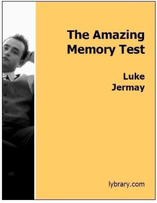 Luke Jermay - Amazing Memory Test