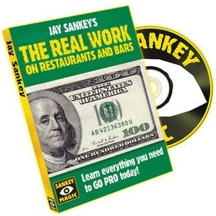 Jay Sankey - Real Work On Restaurants And Bars