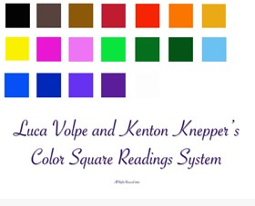 Luca Volpe & Kenton Knepper - Color Square Readings System