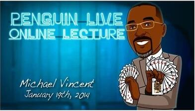 Michael Vincent LIVE (Penguin LIVE)