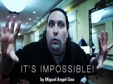 Miguel Angel Gea - It's Impossible