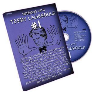 Sessions With Terry LaGerould #1 (DVD download)