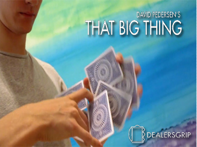 David Pedersen - That Big Thing
