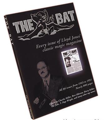 The Bat Magazine issues 1-86