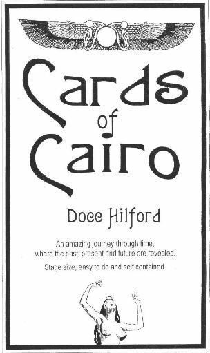 Docc Hilford - Cards Of Cairo
