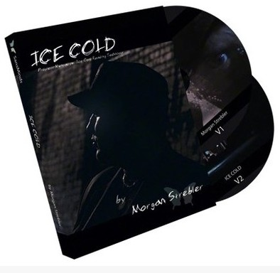 Morgan Strebler - Ice Cold: Propless Mentalism (Video Download)