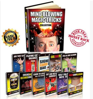 Mind Blowing Magic Tricks Collection