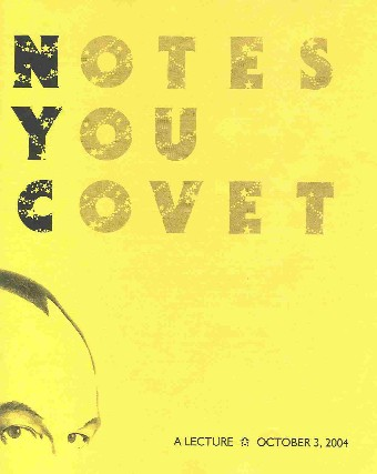 Max Maven - Notes You Covet