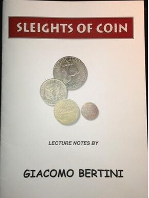 Giacomo Bertini - Sleights of Coin