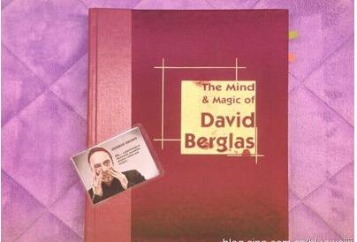 David James - The Mind And Magic Of David Berglas (PDF Download)