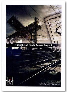 Christopher Williams - Thought Of Cards Across Project